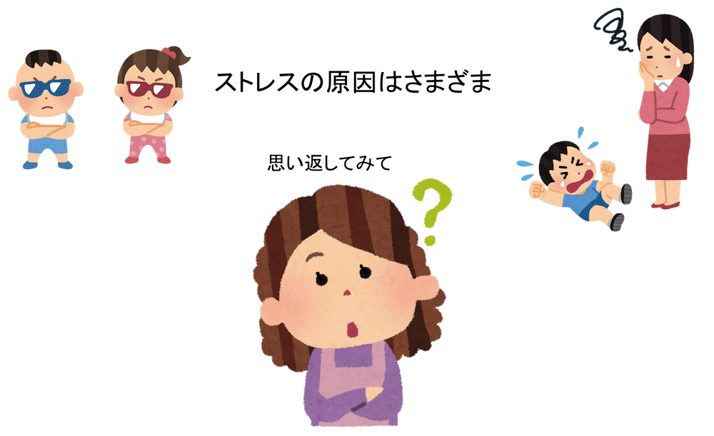 子供のストレス