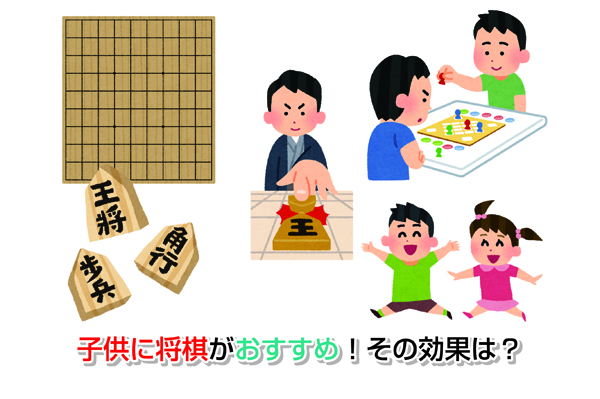 Japanese chess Eye-catching image
