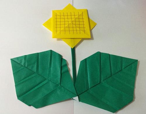 himawari.origami.11