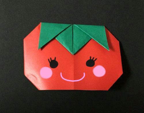 すべての折り紙 折り紙 妖怪ウォッチ ブシニャン : 夏にぴったり!折り紙で夏野菜 ...
