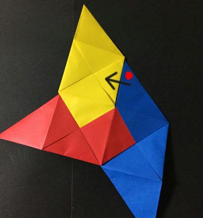 kusudama.origami.18-1