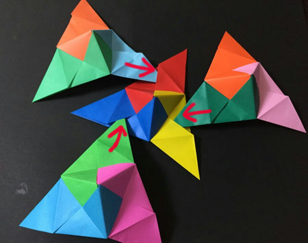 kusudama.origami.21