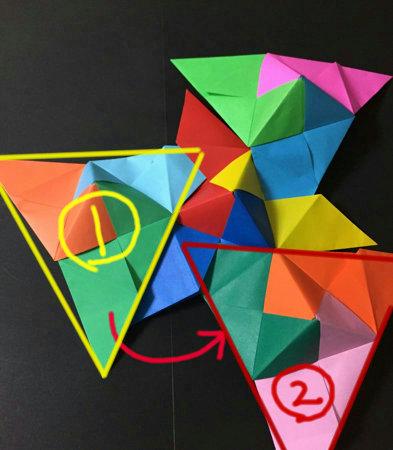 kusudama.origami.22-1