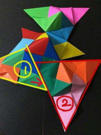 kusudama.origami.24-1