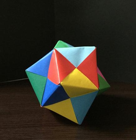 kusudama.origami.25