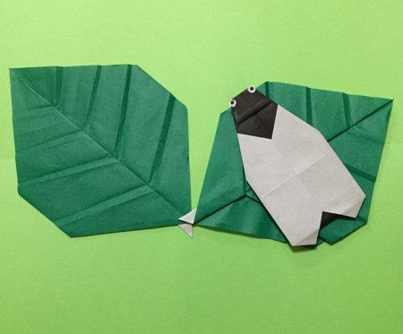 kumazemi.origami.21