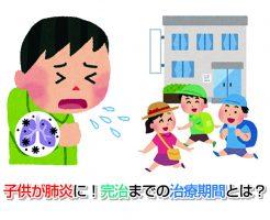 In child pneumonia Eye-catching image