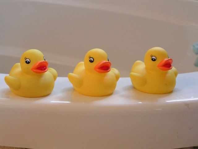 Rubber-duckies
