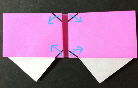 ribon1.origami.6