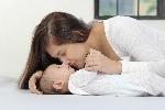 母と赤ちゃん1