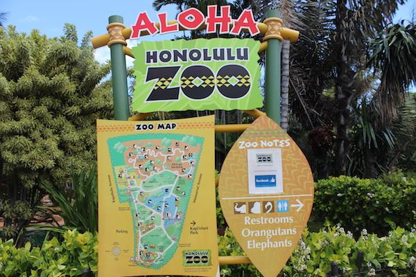 Honolulu zoo2