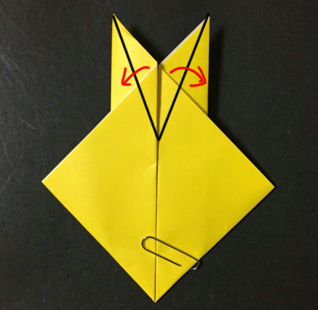 pikatyu.kao.origami.3