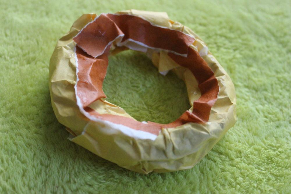 リングドーナツ チョコ