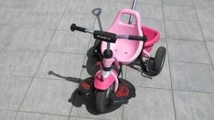 三輪車 使用