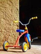 三輪車 お古