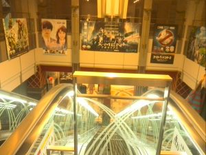 シネマイクスピアリ2階