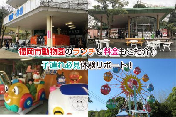 fukuoka city zoo lunch Eye-catching image
