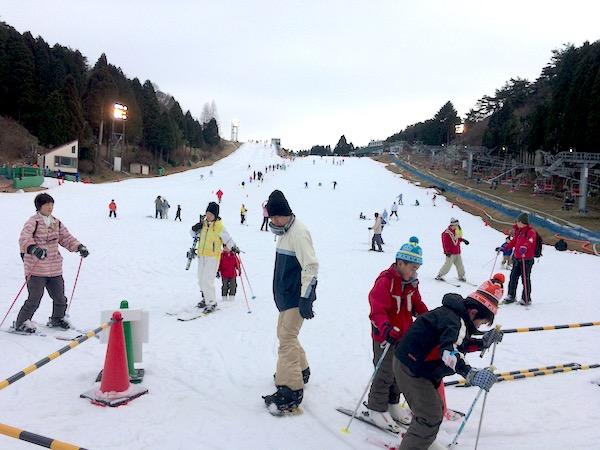 rokkou snow park1