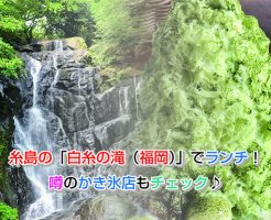 Shiraito Falls Eye-catching image