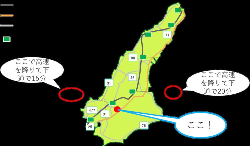 awaji_island_stock farm_access