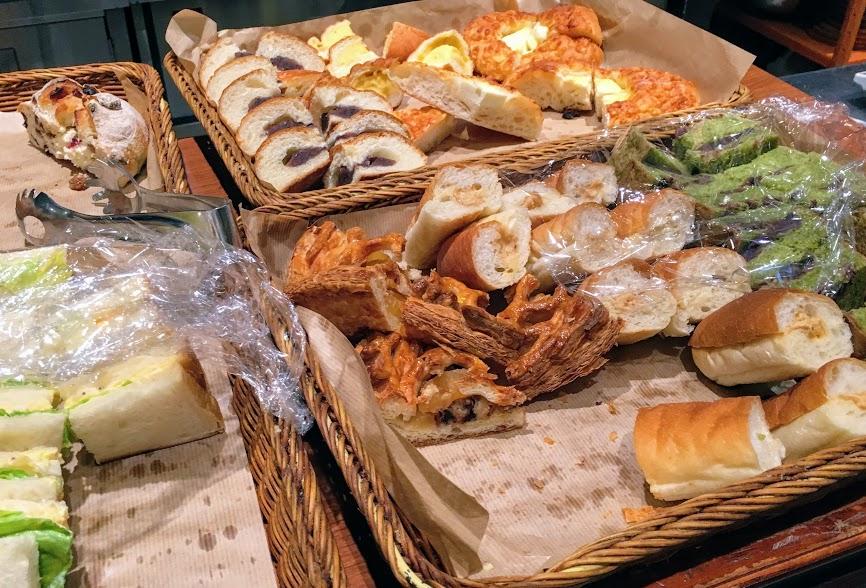 ハートブレッドアンティークのパン写真