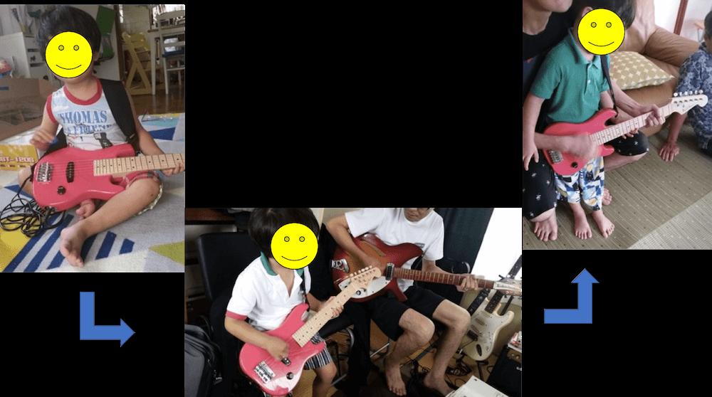 子供用 ギター