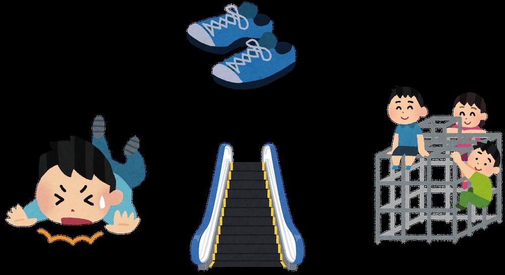 靴紐の注意点
