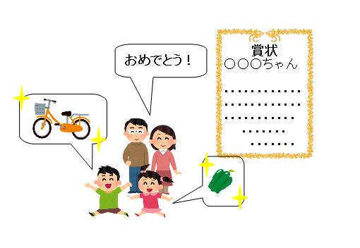 賞状 書き方 ルール ユーモア