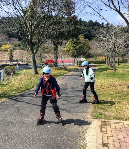 えぼしスポーツの里ローラースケート