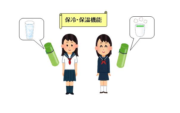 中学生 水筒 保冷 保温