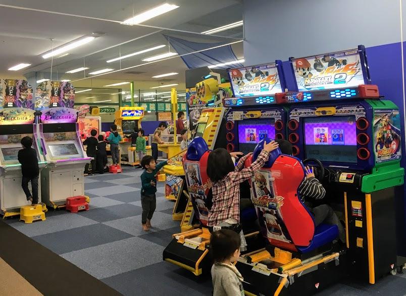 ファンタジーキッズリゾート福岡のゲーム