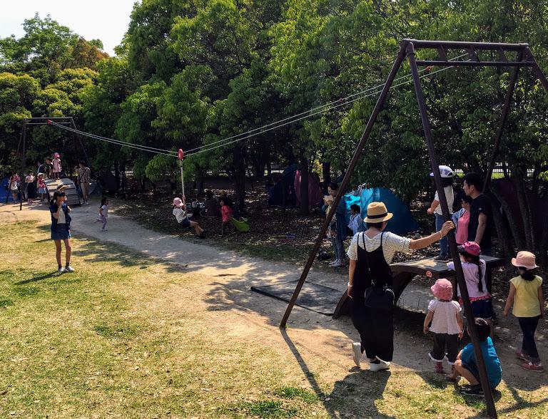 吉野ヶ里歴史公園の遊具