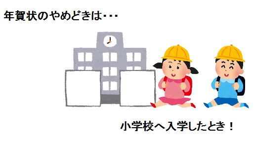 幼稚園 ママ友 年賀状 やめどき