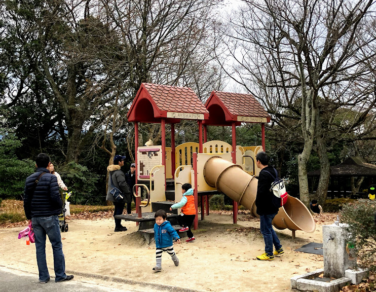 福岡市動物園の無料遊具